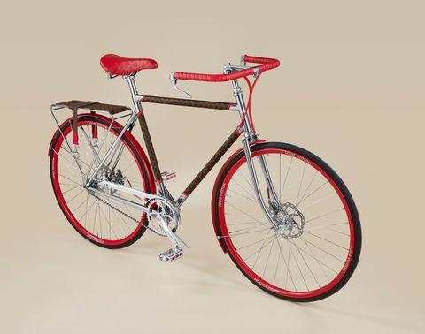 lv bike奢華登場!「monogram車身超時髦巴黎百年自行車廠牌工藝加持」細節價格一次看