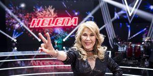 Helena Bianco es la ganadora de 'La Voz Senior'