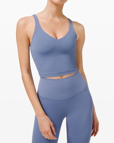 霧藍紫運動服
