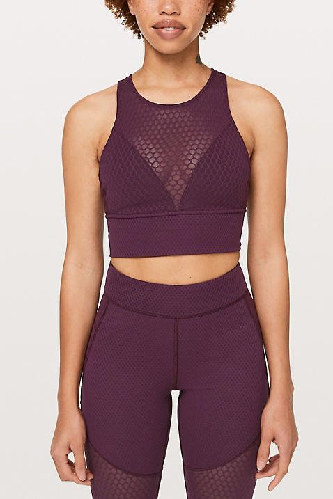 lululemon black friday 2019 - geo bra
