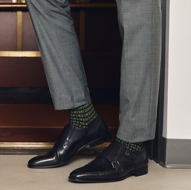 loops and wales work socks