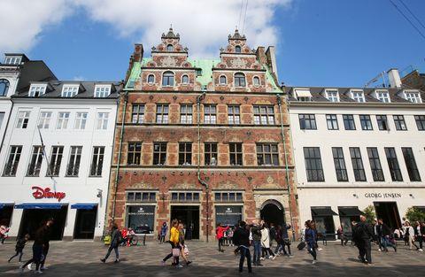 丹麥皇家哥本哈根旗艦店