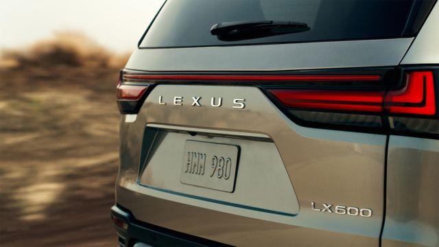 lexus lx 600 teaser