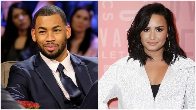 A Timeline of 'Bachelorette' Star Mike Johnson and Demi Lovato's Relationship