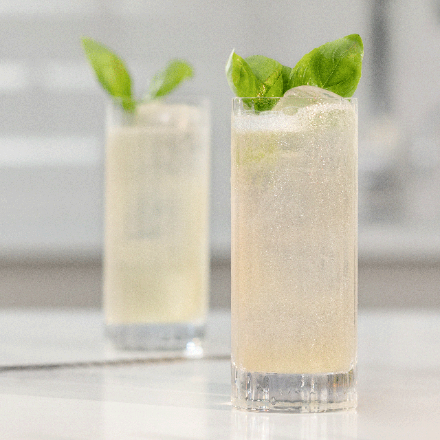 basil  lychee collins