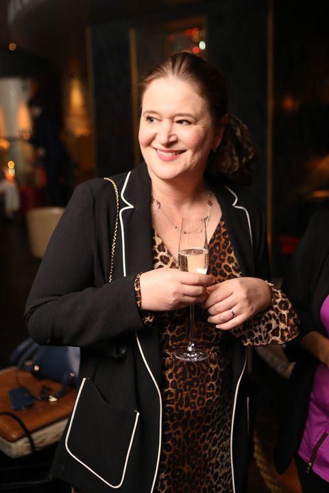 Karen Blackett Harper's Bazaar dinner