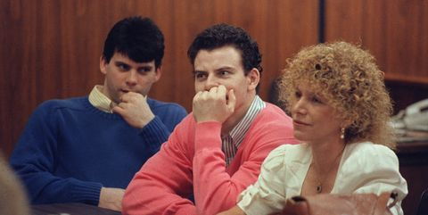 where are the Menendez Brothers 2017