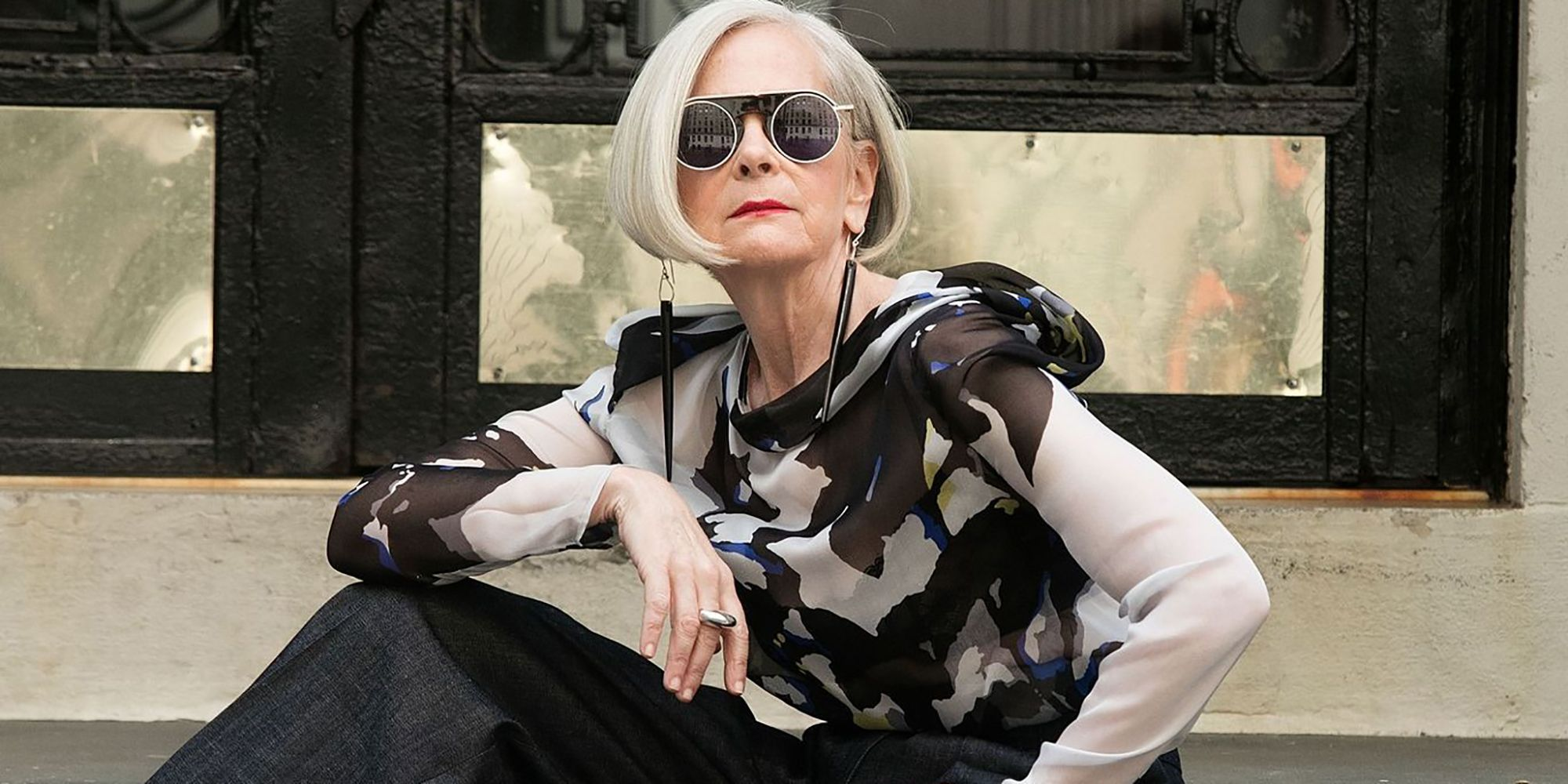 Accidental Icon Fashion Blogger Lyn Slater Has More