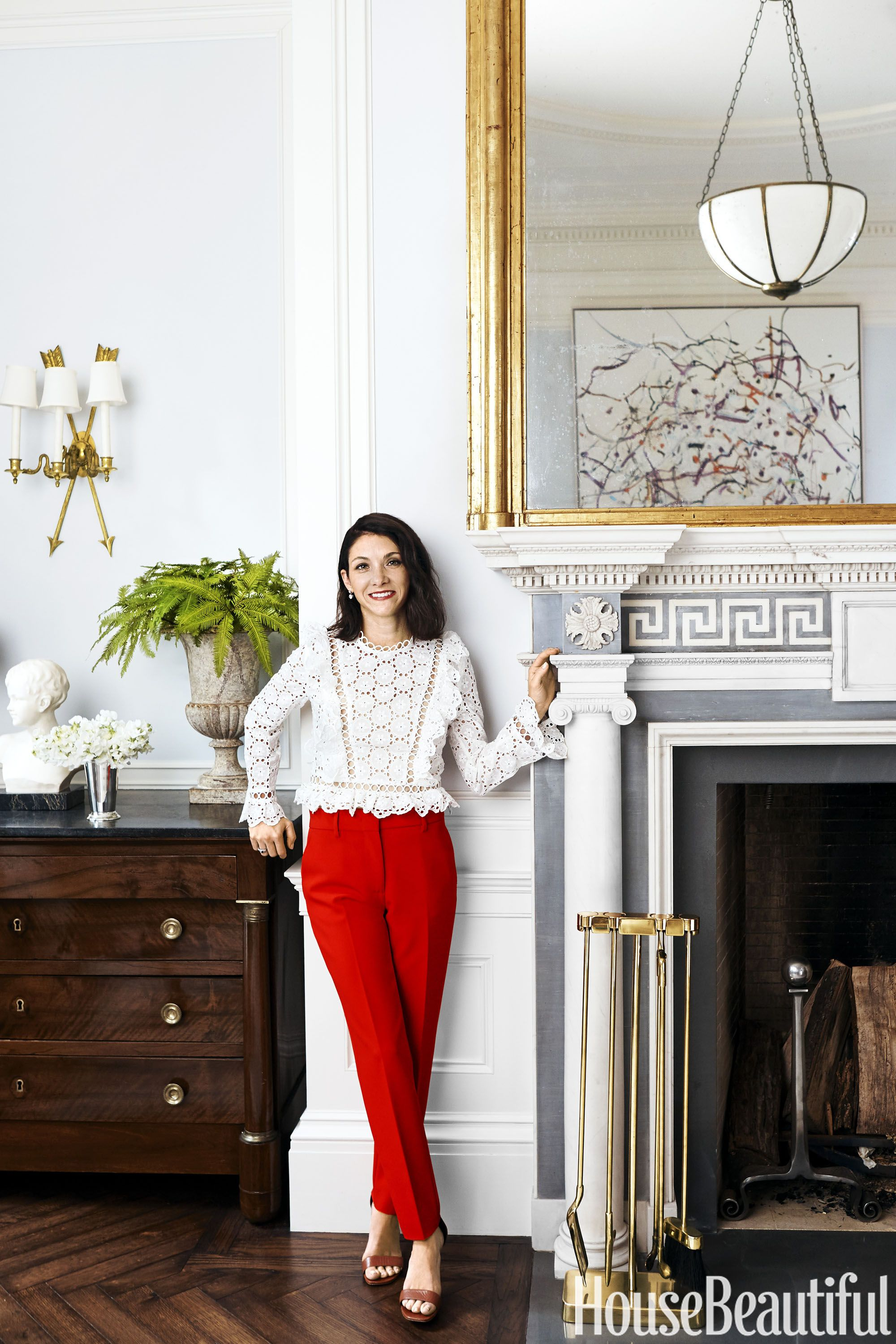 This Designer's Passion for Interiors Started by Paying Close Attention to Her Neighbors