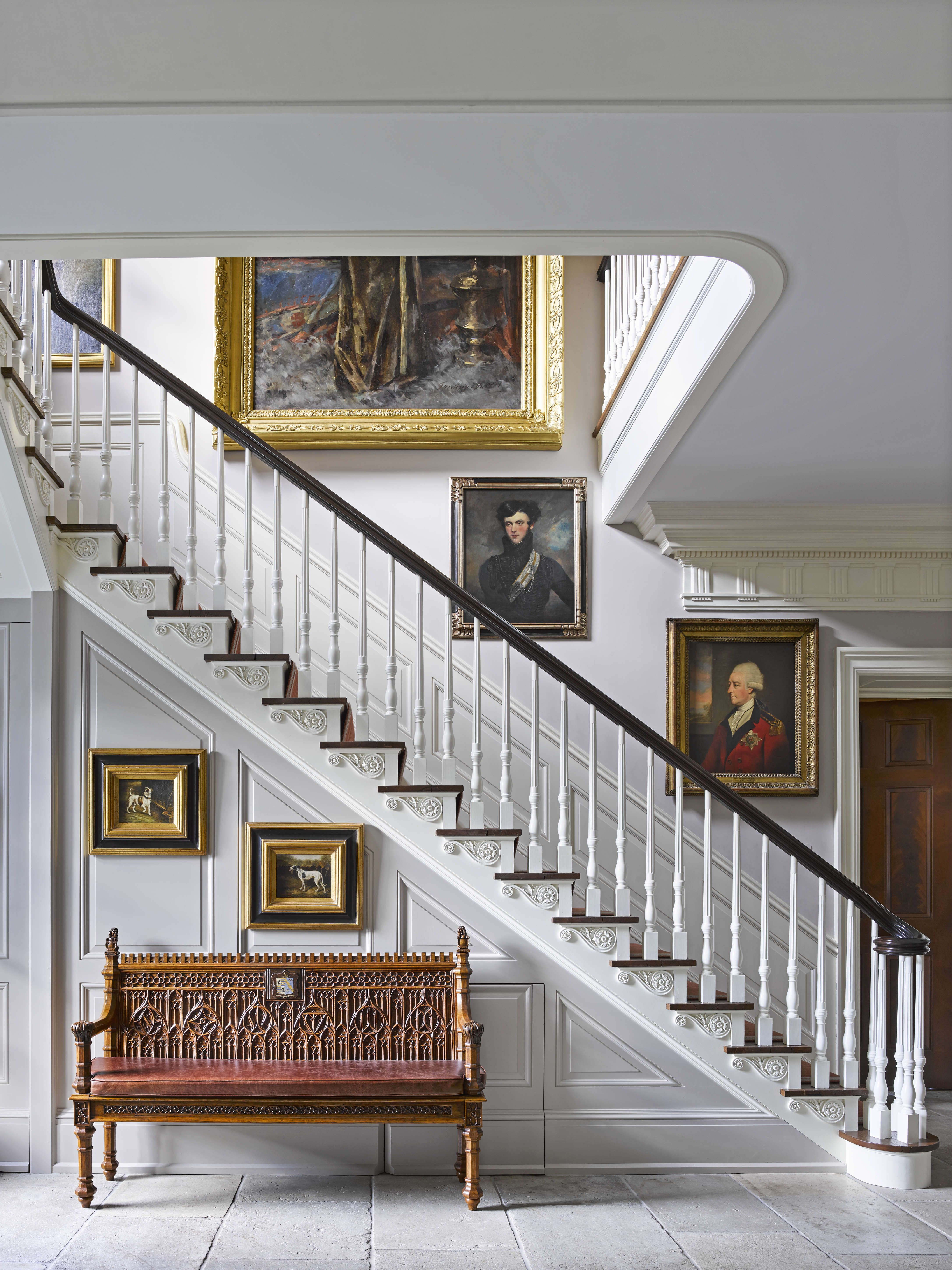 25 Stunning Staircases Ideas - Gorgeous Staircase Home Designs