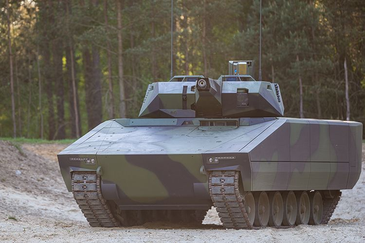 This Armored Vehicle Could Join the U.S. Army of Tomorrow