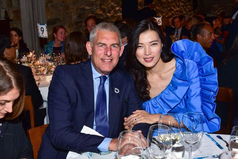 Lyor Cohen and Xin Li