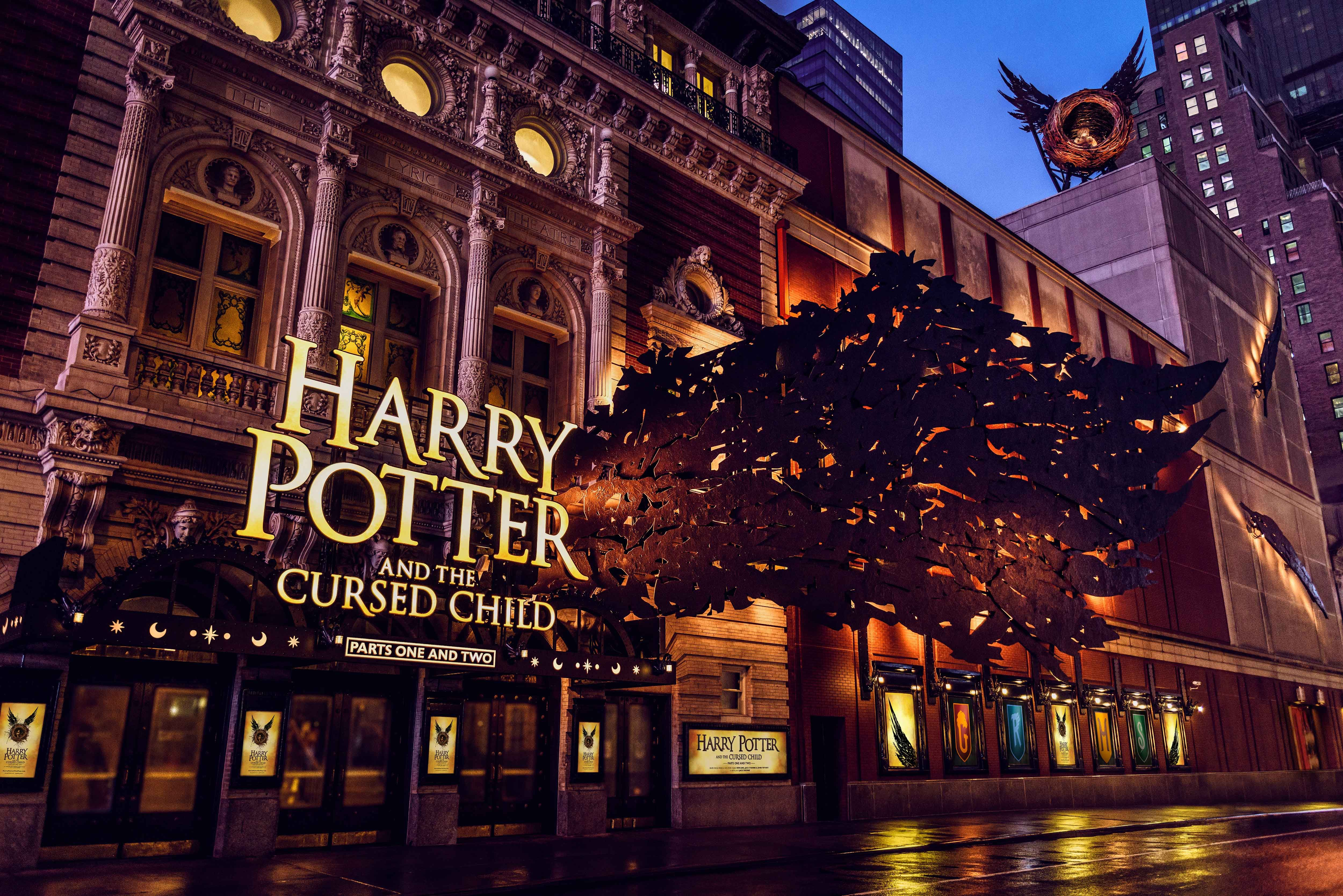 Lyric Theater Harry Potter Play