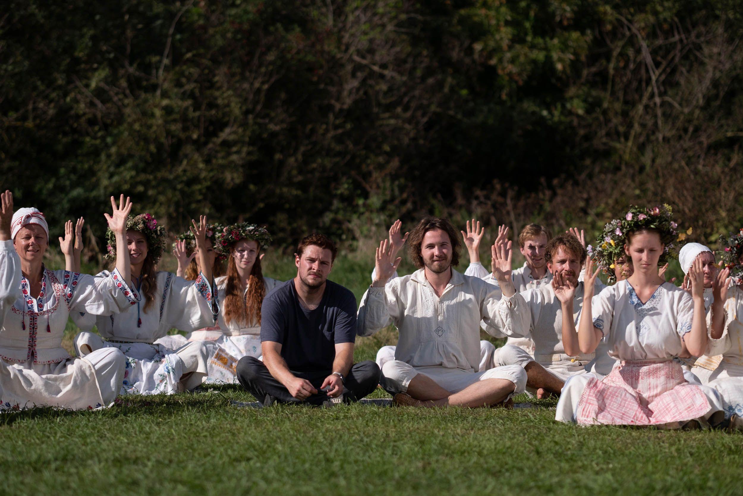 How Midsommar Warped Sweden's Real Midsummer Festival Into Horror