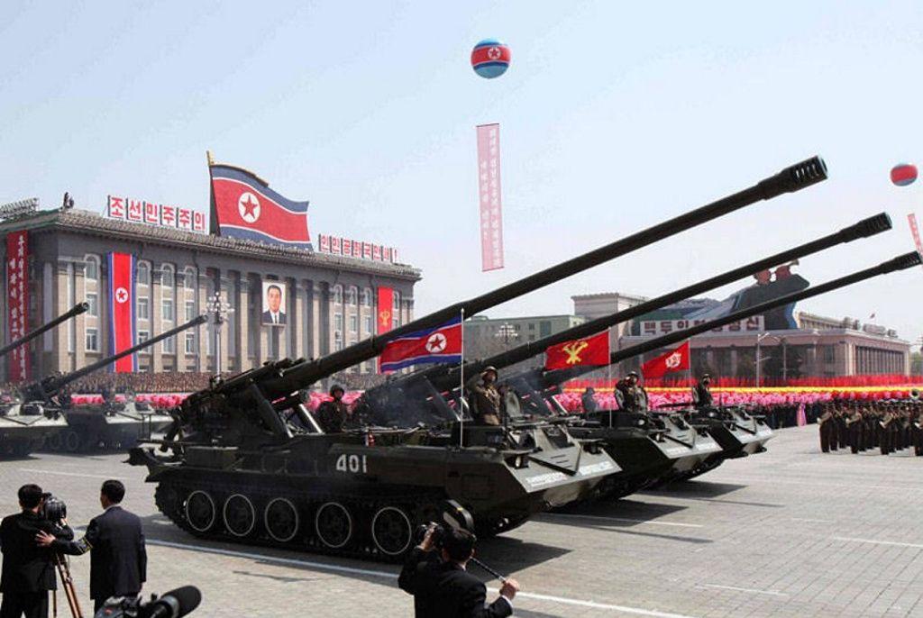 ¿Por qué es tan temible la artillería de Corea del Norte?
