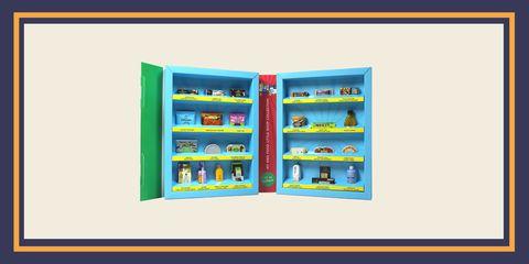 M&S mini shop