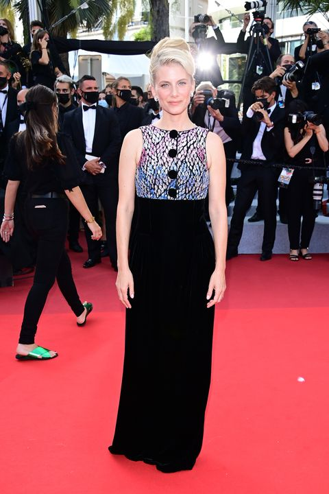 closing ceremony red carpet the 74th annual cannes film festival
