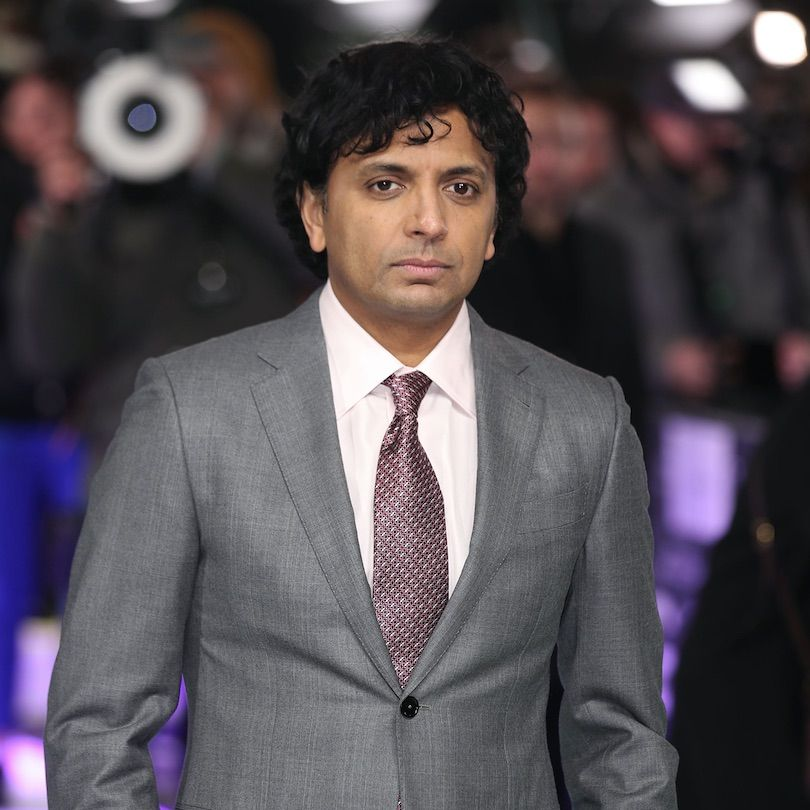 Glass director M Night Shyamalan has two more movies on the way