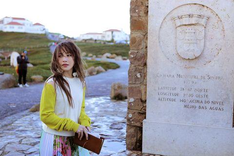 梁文音,副駕駛座的風景,葡萄牙