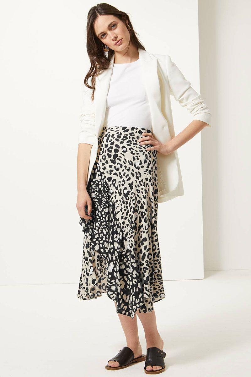 ea1308fcfc4 Zara Midi Skirts Uk