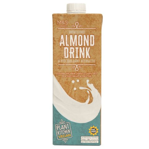 Best almond milk