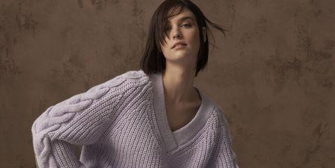 Marks & Spencer lilac jumper
