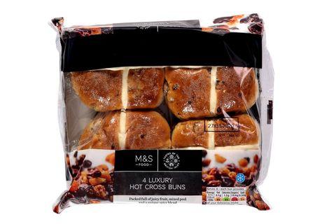Best hot cross buns