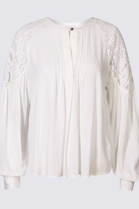 Lace blouses