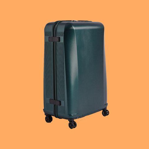 ms large 4 wheel ultralight hard suitcase
