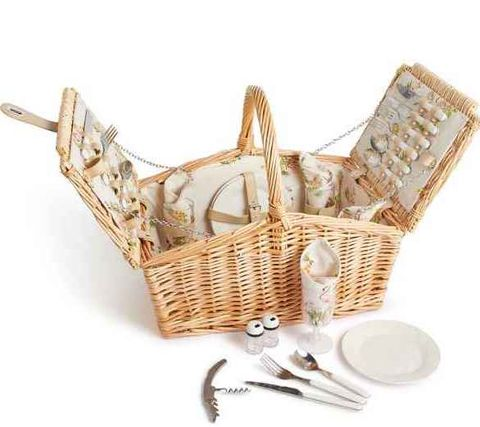 M&S large sunbaked hamper