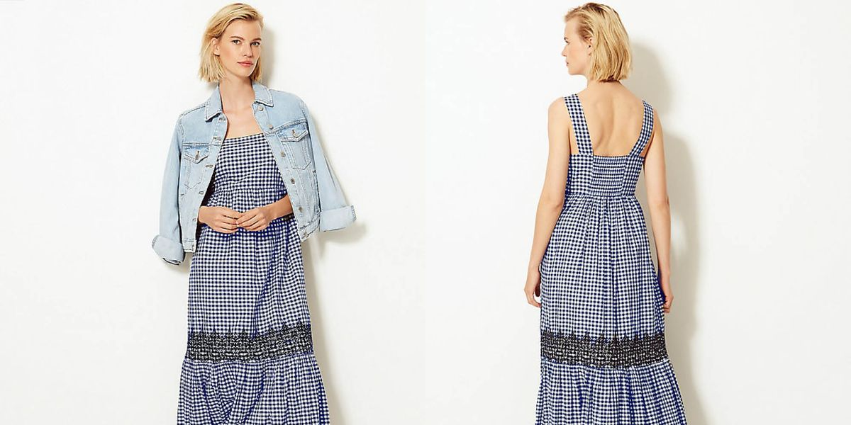 Marks & Spencer Releases New Maxi Dress In One Of This