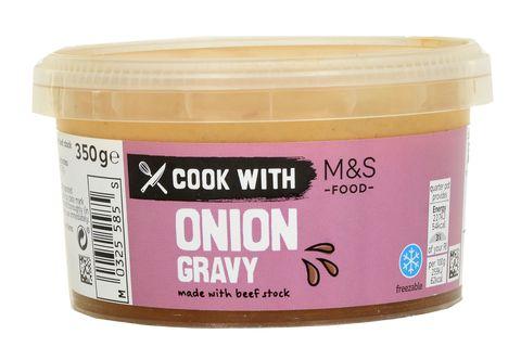 Best onion gravy