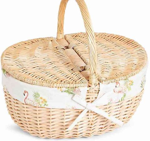Marks and Spencer picnic basket