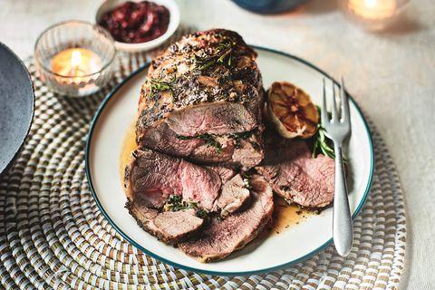 Best roast lamb