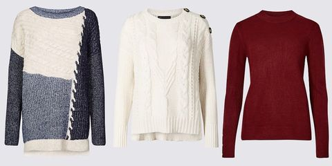 M&S womens jumpers