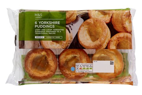 Best yorkshire puddings