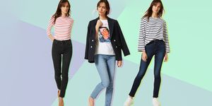 M&S jeans, marks and spencer