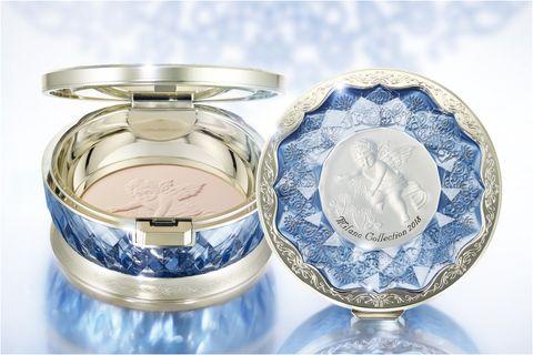 藍寶石,閃耀,天使,珠寶盒,Kanebo,米蘭,限量,絕色蜜粉餅
