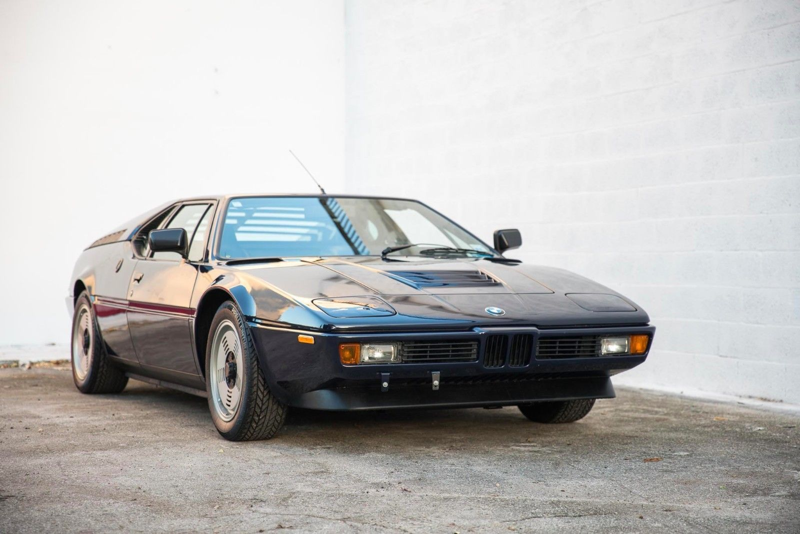 This Mile BMW M Can Be Yours For Just - 1981 bmw m1 for sale