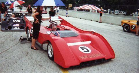 1971 Mclaren M8 Can Am Car For Sale On Ebay Motors