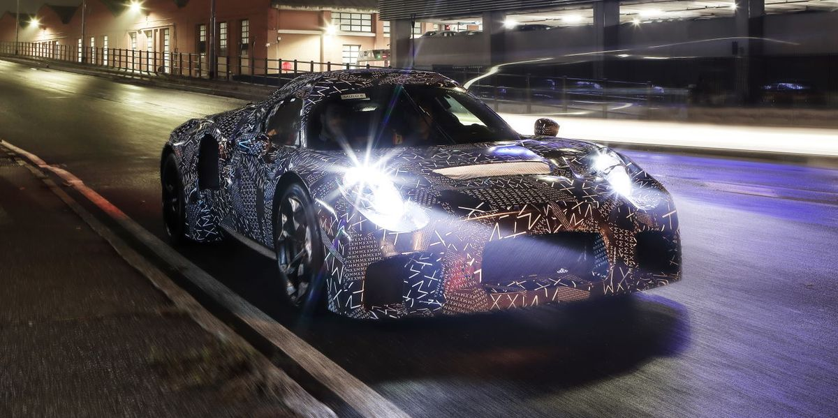 Cars For Sale Los Angeles >> Maserati's Camouflaged Test Car Looks Like a Mid-Engine Exotic