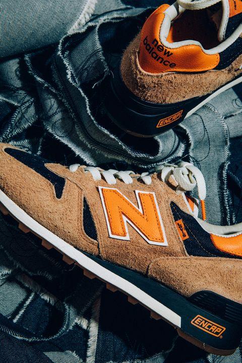 New Balance與Levi's®攜手合作,推出精湛美製手藝的聯名鞋款,預計將於2020年3月26日限量上市!