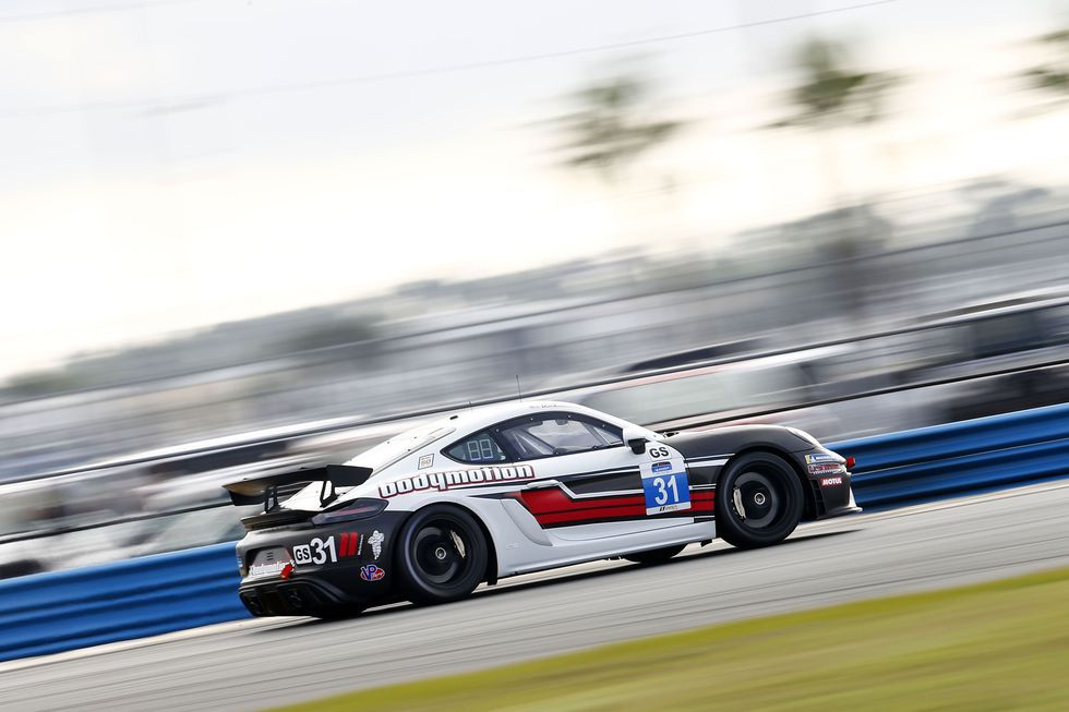 Daytona, Roar before the 24