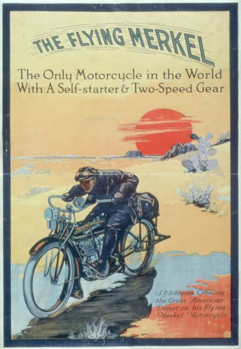Cheap Off Road Tires >> 10 Vintage Motorcycle Ads That Will Make You Want to Buy a