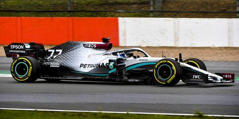 Mercedes W11 F1 2020