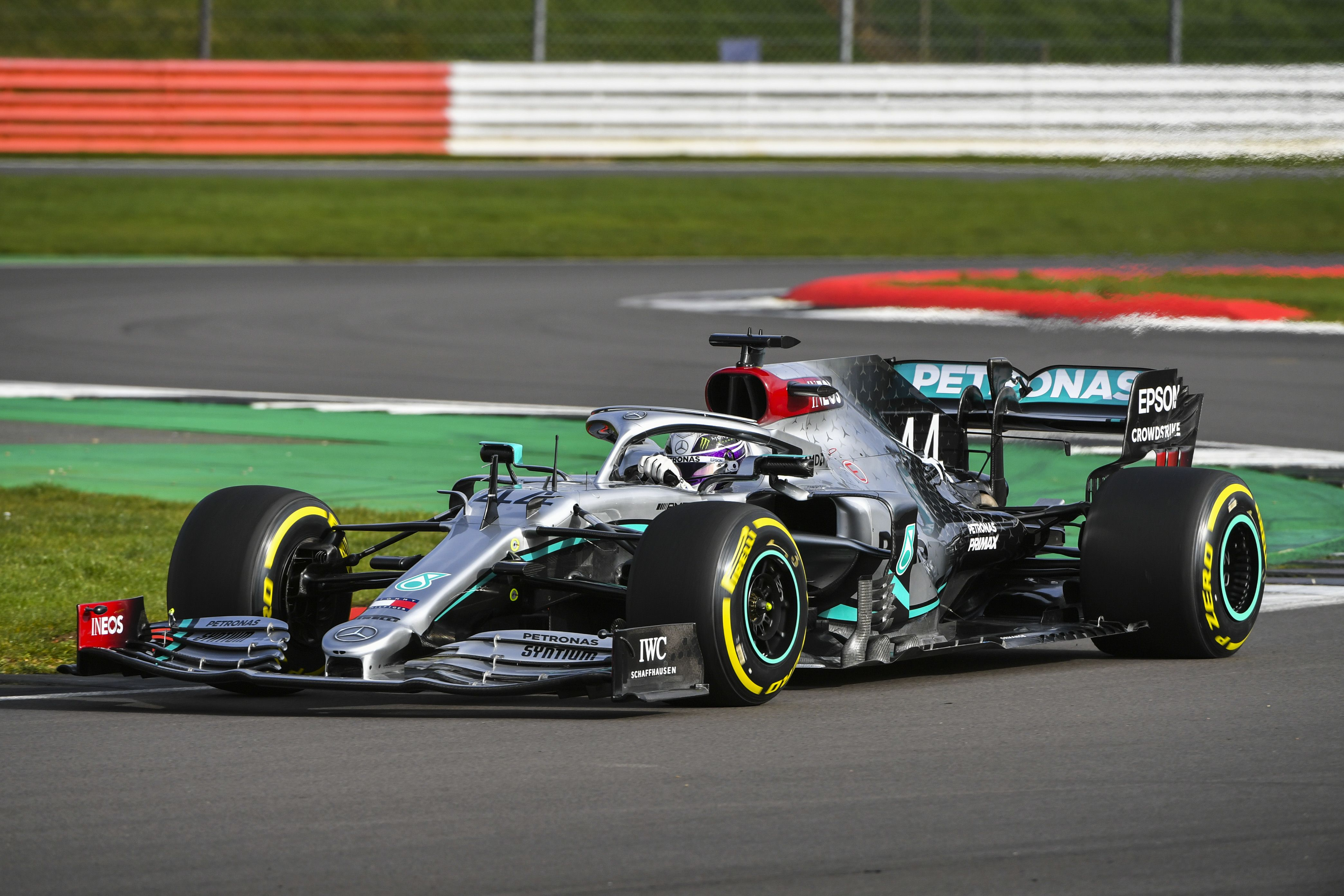 Mercedes-AMG Petronas F1 Reveals The Car That'll Probably Win the 2020 Championship