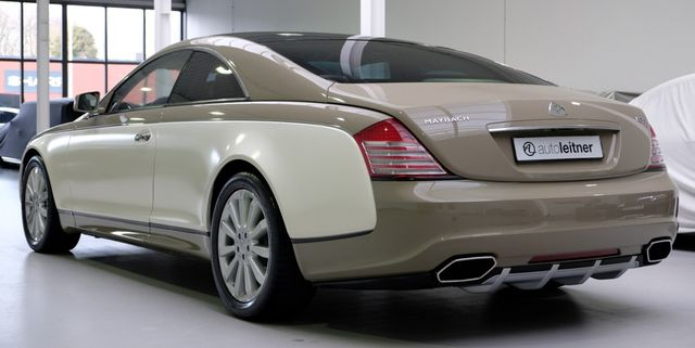 maybach 57 s coupe for sale