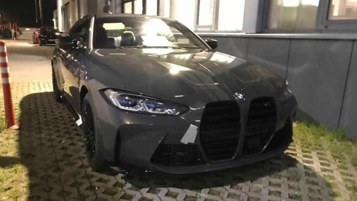 The 2021 Bmw M4 Has Been Caught With Its Camo Down