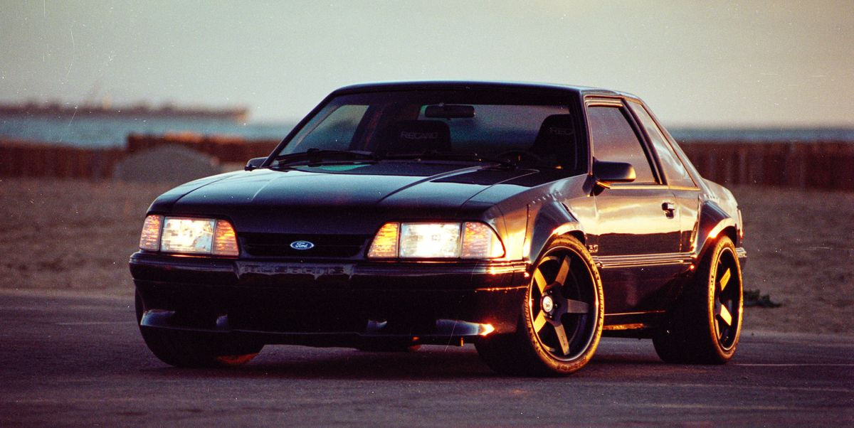 Used Car Under 5000 >> Matt Farah's Foxbody Mustang Is for Sale - The Smoking ...