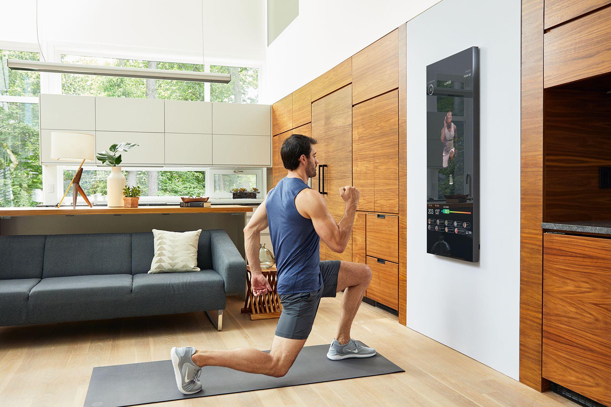 Men s health home fitness awards best home gym equipment